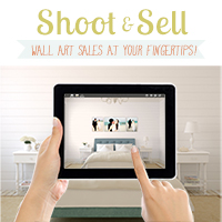 Organic Bloom Frames – Included FREE! @ Shoot & Sell: iPad ...